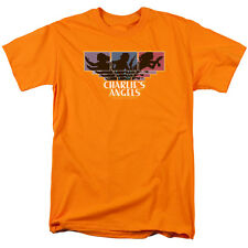 Charlies Angels Tri-Color Angels T-shirts for Men Women or Kids