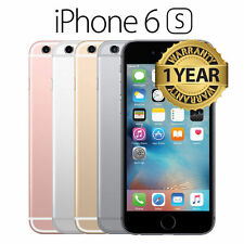 Apple iPhone 6S - Factory Unlocked-1 Year Warranty - 16GB - SIM Free Cellphone