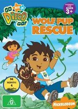 Go Diego Go! WOLF PUP RESCUE : NEW DVD