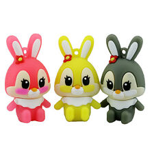 Rabbit USB Flash Drive Pen Drive USB Stick Extern Memory Storage Bunny Pen Drive
