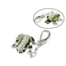 Frog USB Flash Drive 32GB Diamond Pen Drive  Pendrive Memory Sticj USB2.0 U Disk