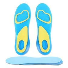 Arch Silicone Foot Care Orthotic 1 Pair Support Massaging Pad Sport Insole Soft