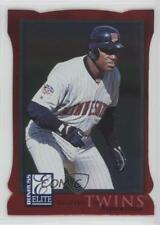 1998 Donruss Elite Aspirations #99 David Ortiz Minnesota Twins Baseball Card