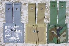 Specialty Defense SDS MOLLE II 40mm Pyro Double Pouch choice ACU/coyote/woodland