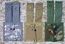 Specialty Defense SDS MOLLE II 40mm HE Double Pouches - choice of color