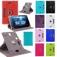Rotating PU Leather Stand Flip Case Cover For Acer Iconia Tab 7 A1-713 7' Tablet