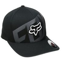Mens Fox (BLK) Layered Flexfit Hat