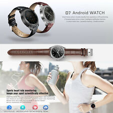 """1.3"""" DTNO.I D7 3G Smartwatch Phone Android4.4 MTK6572 Dual Core 1GB 8GB NFC IP65"""