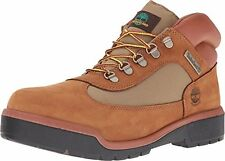 Timberland Men's Field Boot F/L Waterproof Sundance Old River Waterbuck Boot