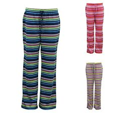 Women's Sleep Wear 100% Cotton Pyjama Long Pants PJs Bottom Pajama Lounge Pants