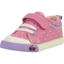See Kai Run Toddler Girl's Kristin Hot Pink/Dots Sneakers Shoes