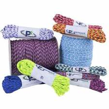 550 Type III 7 Strand Paracord - Multi-Colored from10ft-1000ft Hanks and Spools