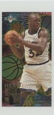 1994-95 Fleer NBA Jam Session Slam Dunk Heroes #7 Shaquille O'Neal Orlando Magic