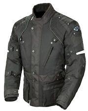 Joe Rocket Ballistic Revolution Mens Textile Motorcycle Riding Jacket - Closeout