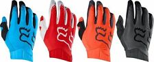 NEW 2017 FOX RACING MENS ADULT MX SX ATV RIDING AIRLINE MOTH RIDING RACE GLOVES