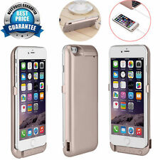 10000mAh Battery Case External Charger Cover Power Pack for iPhone 6 6S 7 Plus