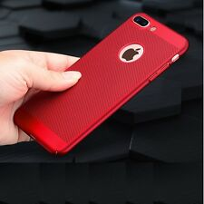 Slim Ultra-thin Dot Mesh PC Hard Back Cover Case For Apple iPhone 6 6S 7 Plus N