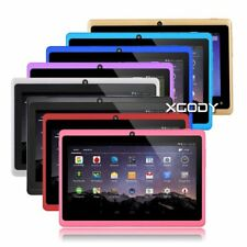 XGODY 7 inch Chileren Tab Android 4.4 Quad Core HD Touch Screen Tablet PC WiFi