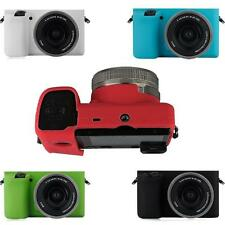 Silicone Armor Skin Case Bag Camera Cover Protector for Sony Alpha A6000