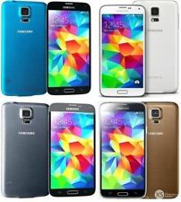 Samsung Galaxy S5 G900 Unlocked 4g LTE Android SmartPhone 16GB Six Condition