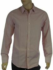 GAP Men's Slim Fit Long Sleeve Button Down Collared Striped Shirt New with Tags