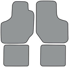 1988-1996 Pontiac Grand Prix Cutpile Carpet Logo Floor Mat 4pc