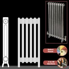 "The ""Mayfair"" 2 Column 740mm (High) Cast Iron Radiators (3 to 40 Sections Wide)"