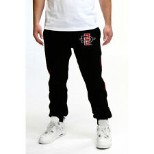 TWIN VISION ACTIVEWEAR SAN DIEGO STATE AZTECS STYLE 2 MEN'S FLEECE JOGGER PANTS