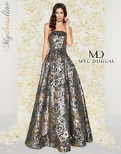 Mac Duggal 30451D Long Evening Dress ~LOWEST PRICE GUARANTEE~ NEW Authentic Gown