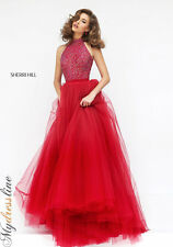 Sherri Hill 11316 Long Evening Dress ~LOWEST PRICE GUARANTEE~ NEW Authentic Gown
