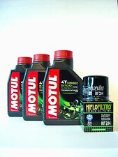 Motul 5100 10W40 Oil + filter HONDA NTV700 NT700V Deauville RC52 from yr 2006