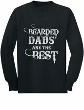 Bearded Dads Are The Best Father's Day Gift Toddler/Kids Long sleeve T-Shirt