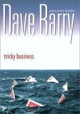 Tricky Business by Dave Barry (2002, Hardcover)