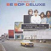 Be Bop Deluxe - Raiding the Divine Archive (The Best of , 1990) CD Album