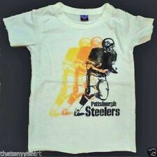 New Junk Food NFL Pittsburgh Steelers Kids T-Shirt Infant Toddler