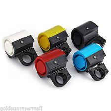 360° Rotation MTB Road Bicycle Bike Electronic Bell Horn Cycling Hooter Siren