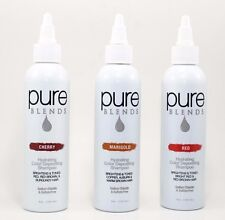 Pure Blends Hydrating Color Depositing Shampoo, 4 oz.