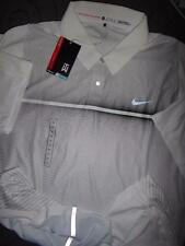 NIKE TIGER WOODS GOLF DRI-FIT POLO SHIRT XL L M MEN NWT $115.00