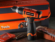 Cordless  Electric Drill Rechargeable Battery Press Screwdriver Rotary Tool