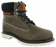 Caterpillar Colorado Boots Leather Iron Ankle Wide Lace CAT Mens Work Boots