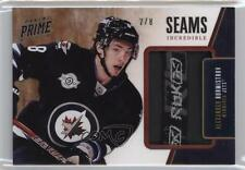 2011-12 Panini Prime Seams Incredible 67 Alexander Burmistrov Winnipeg Jets Card