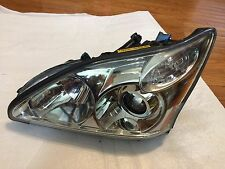 2004 2005 2006 2007 2008 2009 LEXUS RX330 RX350 LEFT SIDE HID OEM AFS HEADLIGHT