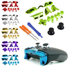 1 Kit Customized Replacement Bumper/Trigger Button for XBOX One Elite Controller