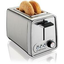 Hamilton Beach Modern Chrome Toaster