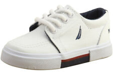Nautica Little/Big Boy's Berrian Canvas Sneakers Shoes