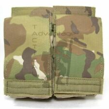 Eagle MOLLE 5.56mm Kydex Double Mag Pouch - USMC coyote brown