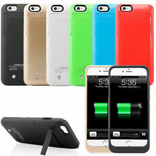 """3500mAh Battery Case For 4.7"""" iPhone 6 External Power Bank Backup Charger Cover"""