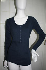 Brand New Boden Ribbed Jersey Henley size 8-20
