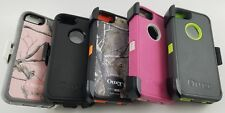 Authentic Otterbox Defender  Case /w Holster Belt Clip for iPhone 5 5s SE *