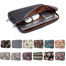 "Soft Laptop Sleeve Case Notebook Cover Bag Computer Pouch For 11""~17"" Asus Dell"